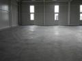 Nach der Sanierung des Industriebodens: Fertiger Industrieboden in einem Logistikunternehmen