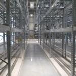 Diamant Oberflächenvergütung für Industrieböden