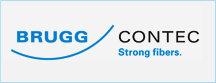 Logo BRUGG CONTEC Faserbeton
