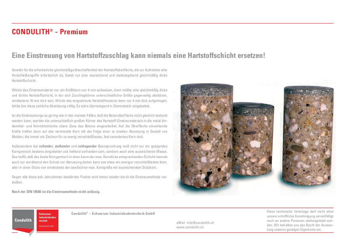 Planungshilfe für Industrieböden: Vergleich Einstreuung Hartstoffzuschlag vs. Hartstoffschicht
